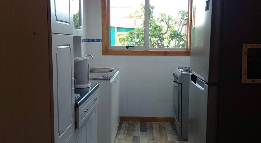 Habitaciones dobles en B&B baño compartido