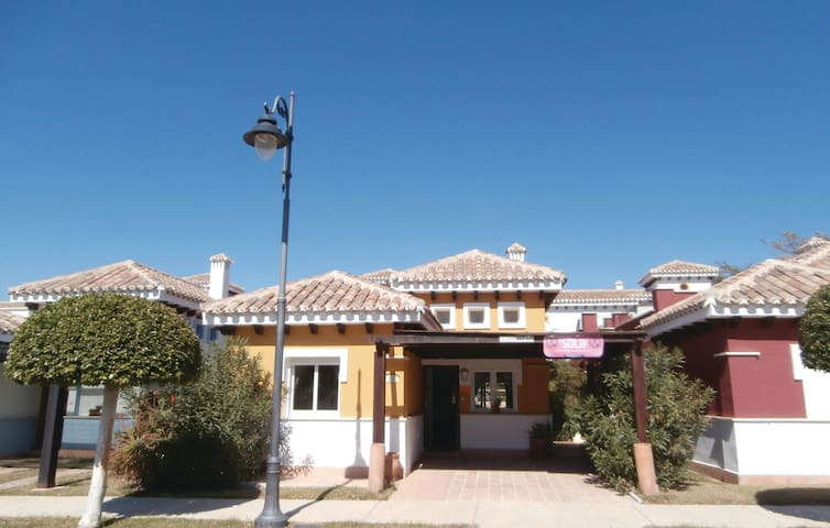 Holiday cottage with 2 bedrooms on 48m² in Torre Pacheco