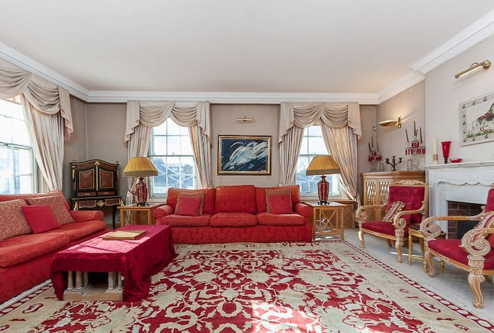 Amazing luxury 3-bedrooms by Hyde Park and Oxford - Londres - Appartement