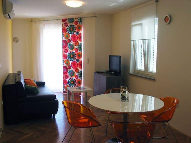One bedroom apartment Villa Mare D - Baška - Huis
