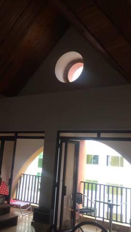 Hermoso altillo Rodadero Reservado - Santa Marta - Selveierleilighet