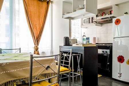 Acogedora habitación, litera 2 personas, WiFi y TV - Lakás