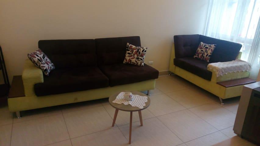 Departamento entero - habitación simple