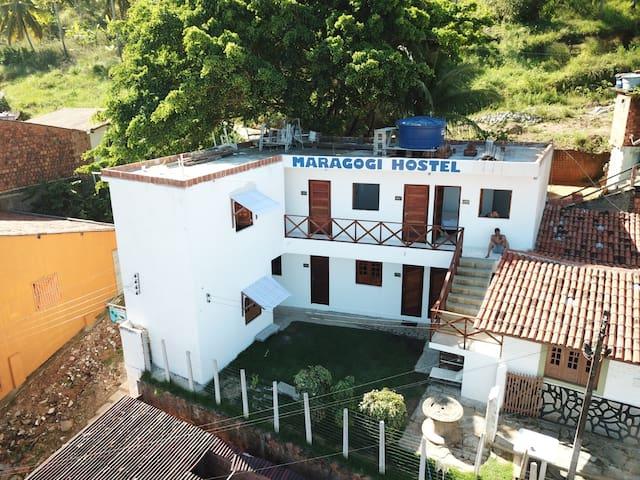 MARAGOGI HOSTEL - QUARTO FAMÍLIA C/ WC PRIVATIVO 6