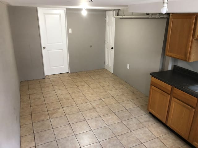 Private Basement Apartment w/ Rear Entrance
