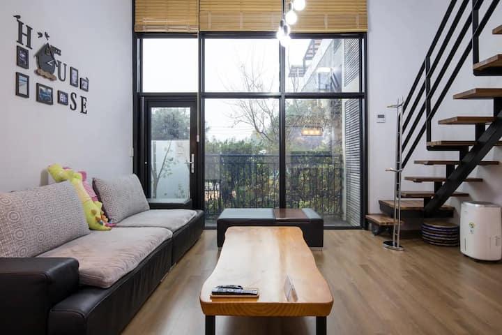 The SALDA Loft FamilyHouse III,Exclusive area109m²