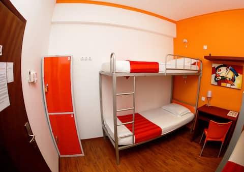 Single Bed in Shared Dorm @ CityRest Fort