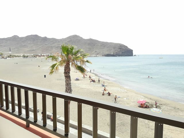 (5) Apartment -nice terrace- in Gran Tarajal beach