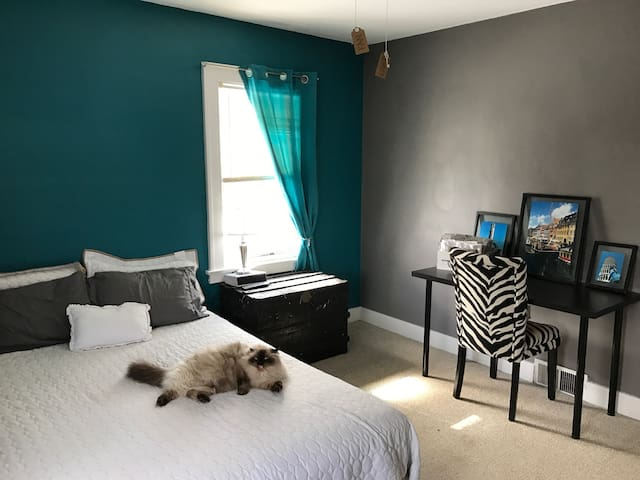 Two Guest Rooms Available in a Large House - Buffalo