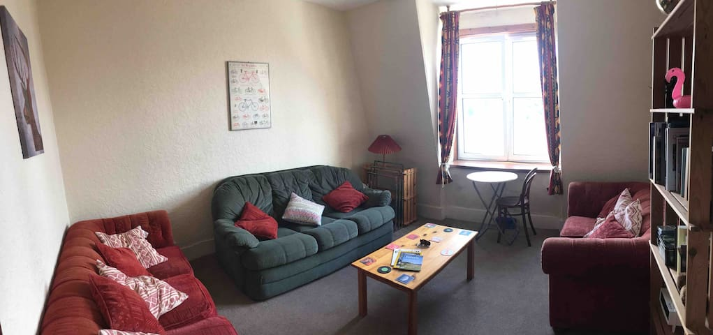 Cozy flat right in the heart of Aberdeen