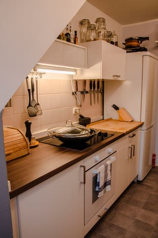 Central cozy 2 room apartment (64 m²) - Augsburg - Apartamento