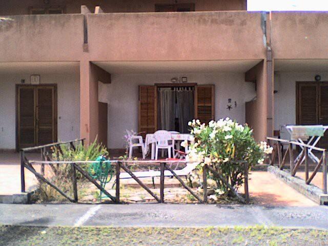 entrata giardino e patio