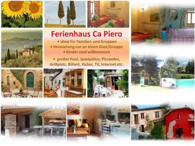 Holiday Home Ca' Piero • Italy