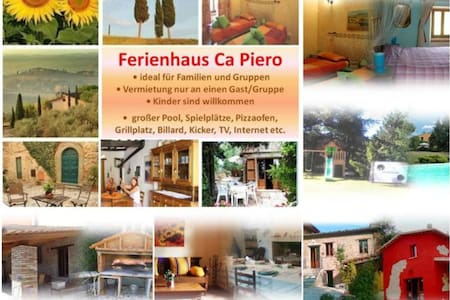 Holiday Home Ca' Piero • Italy