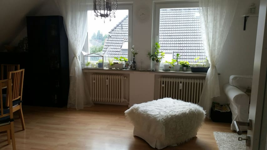 Beautyful 3 room flat - Pattensen - Apartmen