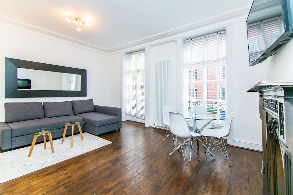Bed Flat To Rent Kings Cross