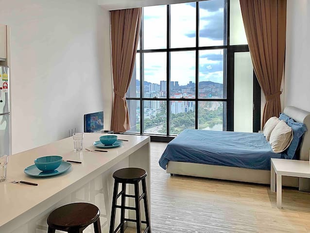[PROMO&ALL-IN]Studio Apartment 1 @ MCity Ampang KL