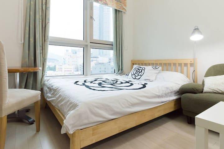 Home~like☆Duplex@Haeundae*Family Bay101*Dongbaek - Haeundae-gu - House