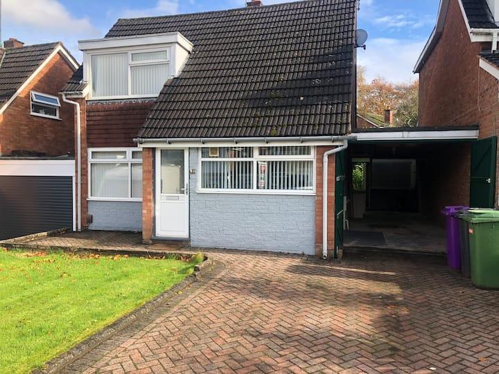 Stylish Modern home in West Wolverhampton