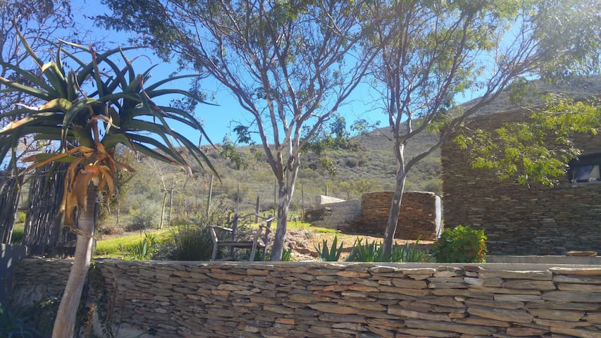 The Inside-Outside House in Barrydale