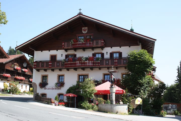 Delightful Apartment in Oberau with Terrace