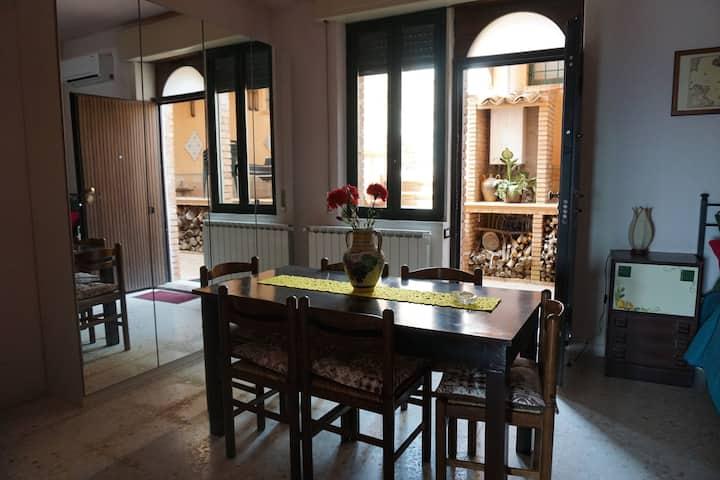 Villa Belmonte- Petralia House