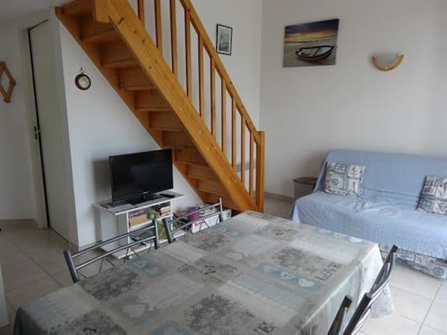 Agreable residence avec piscine - La Faute-sur-Mer - Casa
