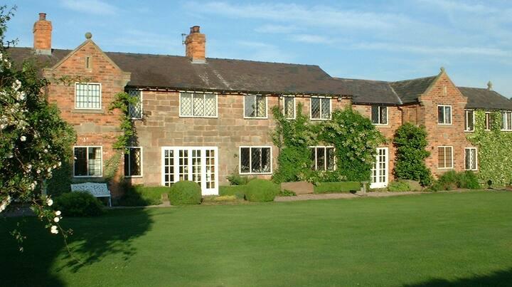 Egerton Manor Farm 7 miles from Wrenbury Hall