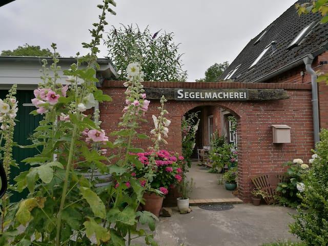 """Nordseeluft und Erholung pur am """"Altendeich"""""""