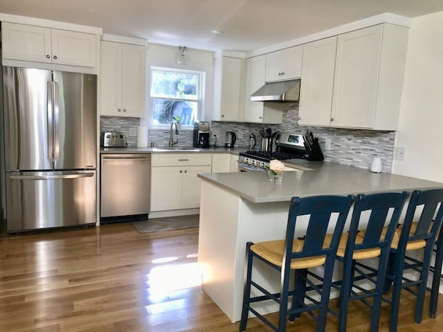 Updated, modern and charming condo!