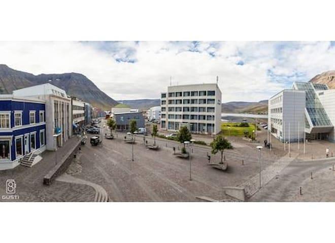 Adorable and cozy apartment - Ísafjörður - Byt