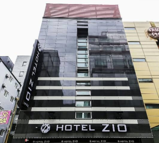 2bedroom Hotel ZIO♡ - Paldal-gu, Suwon - Boutique-hotelli