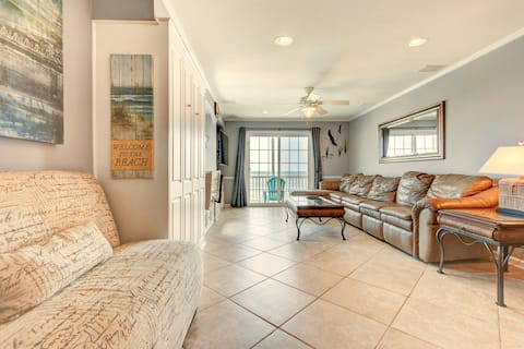 Surfside Beach Paradise (Ocean Front)
