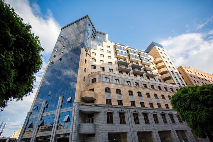 Apartment in Republic square, center of Yerevan,