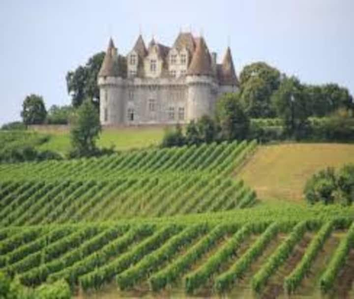 Logement  proche château Monbazillac
