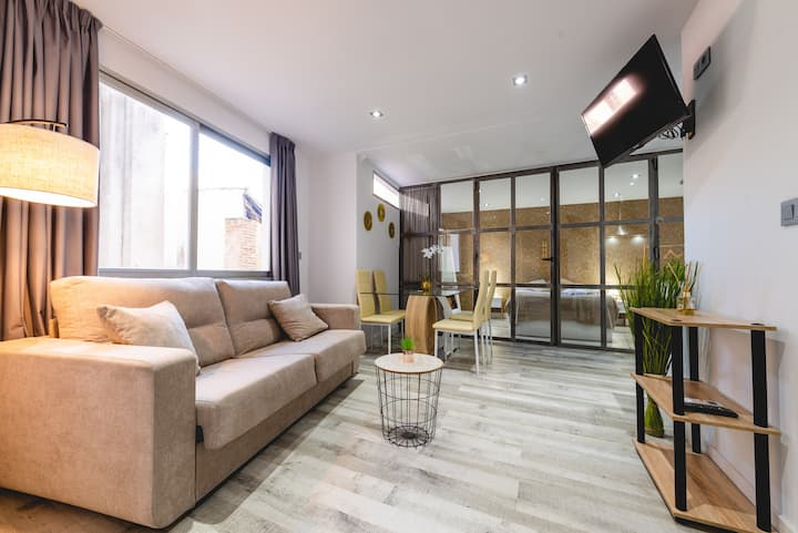Moderno Apartamento Centro Ciudad