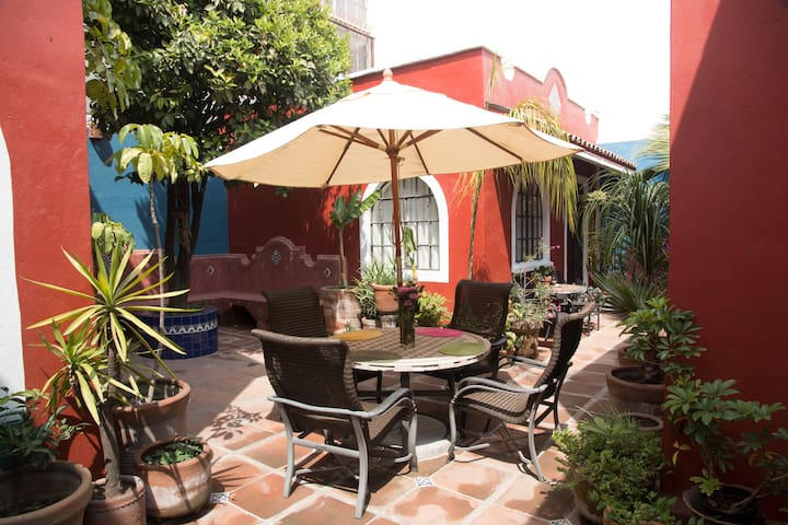 CASA MEXICANA - An Oasis in the heart of Puebla
