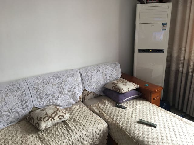 现代中式风格 装修比较新 温馨舒适! - 东营市 - Apartmen