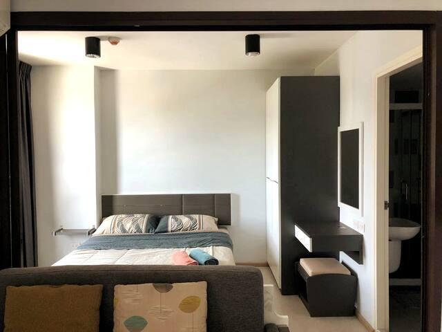 ( Near Central) Zcape 3 Condo-Home Inn