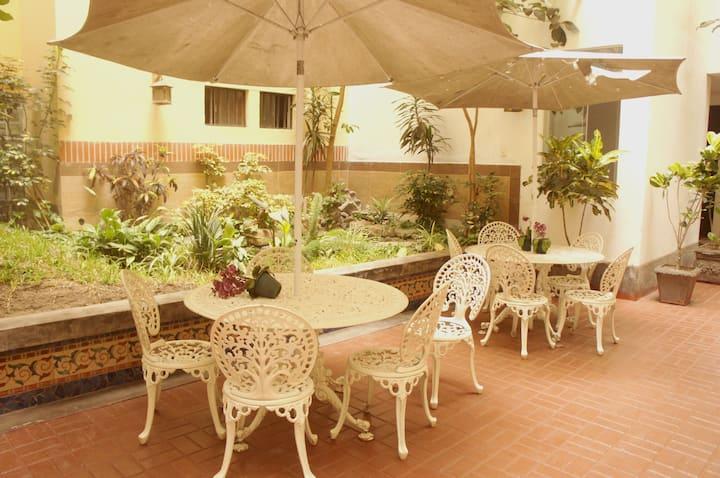 Apartamento nuevo Exclusivo, espacios de relax.