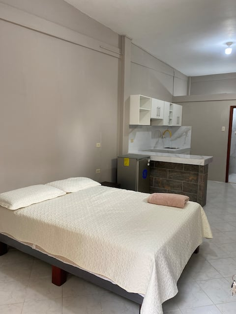 Mini suite independiente, acogedora y bonita