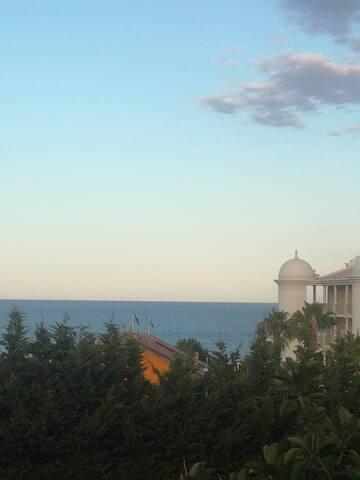 Appartamento panoramico, 300 metri dal mare