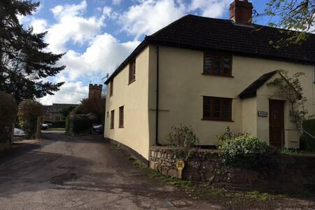 Holiday Home in Monksilver - Nr Exmoor - sleeps 5 - Monksilver - Talo