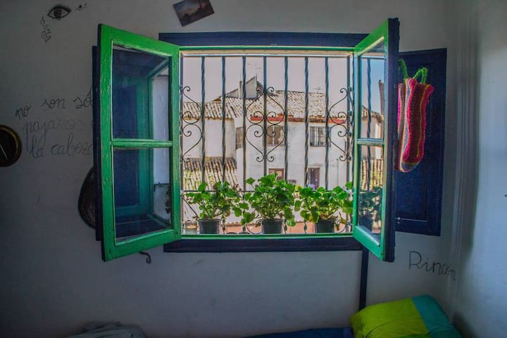 Casa de colores Albaycin - Granada - Rumah