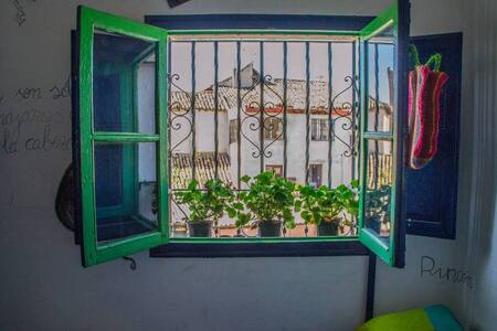 Casa de colores Albaycin - 格拉纳达 - 独立屋