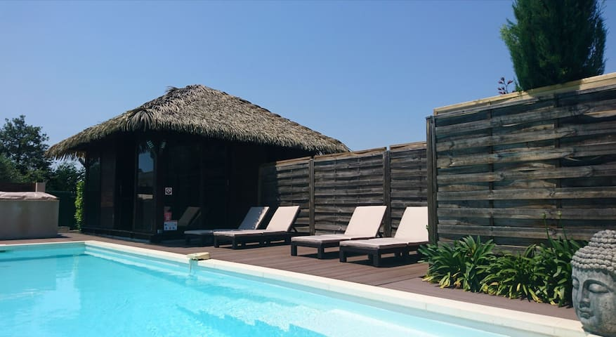 Villa Turquoise, Adult only, 2 pools, Wifi