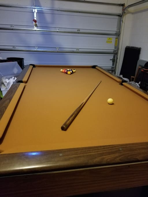 Pool Table for leisure