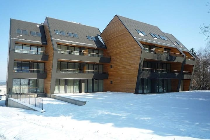 Two bedroom apartment in beautiful nature