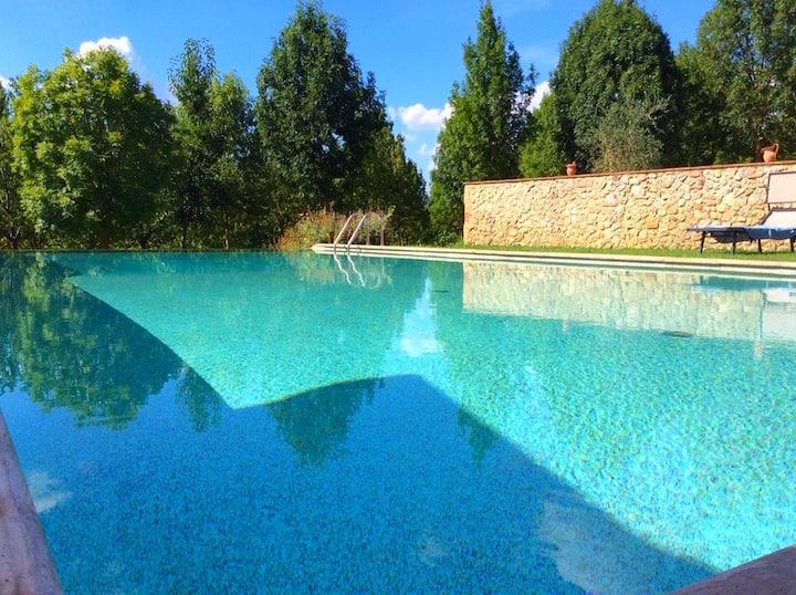 Wonderful apartment in Tuscany