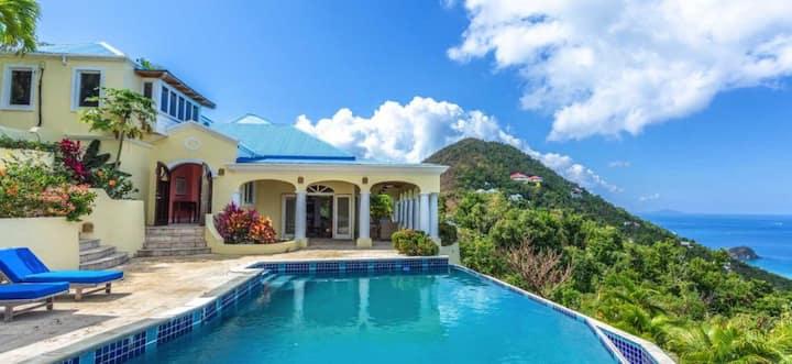 Blu Tortu- tropical paradise